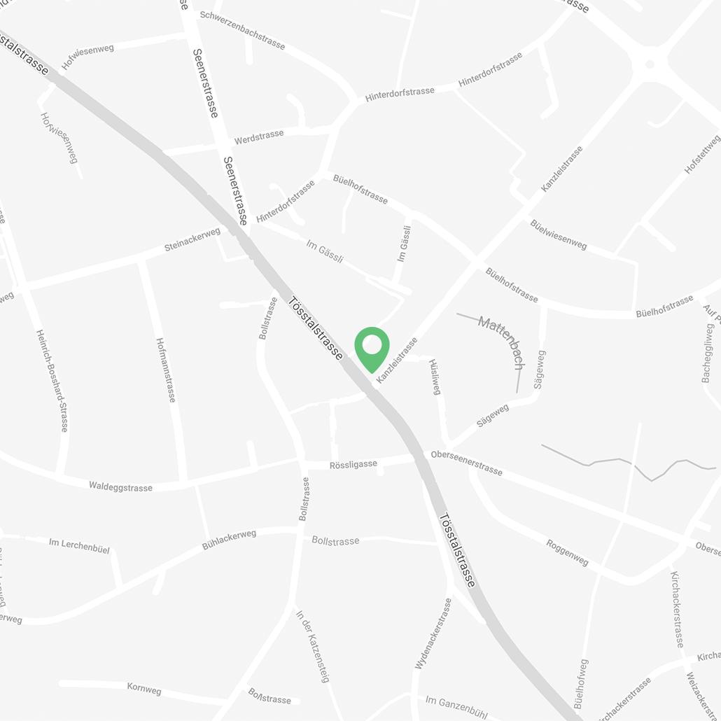 KGS sekundar map
